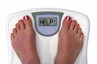 obesitas en afvallen