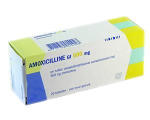 Amoxicilline kopen zonder recept