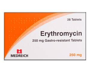 Erytromycine kopen zonder recept