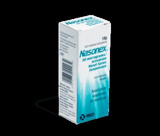 Nasonex kopen zonder recept