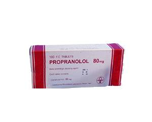 Propranolol migraine kopen zonder recept