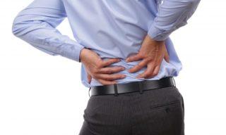 rugpijn, hernia en spit behandeling