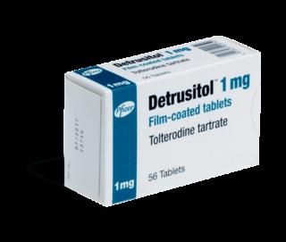 Detrusitol kopen zonder recept