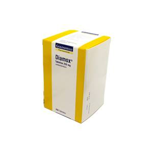 Diamox kopen zonder recept