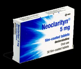 Neoclarityn kopen zonder recept