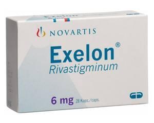 Exelon kopen zonder recept