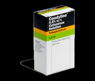 Condyline kopen - achterkant verpakking