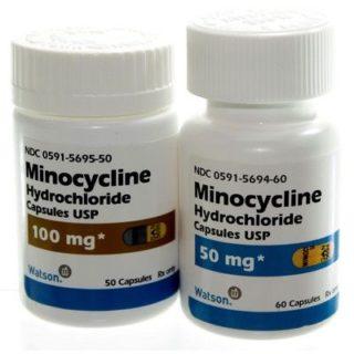 Minocycline kopen - verpakking