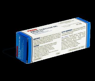 Proctofoam HC kopen - achterkant verpakking