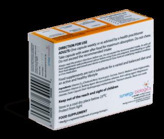 Proctosedyl kopen - achterkant verpakking