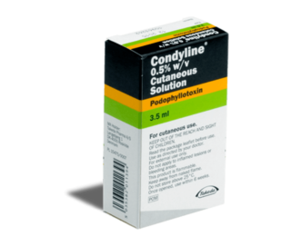 Condyline 5 mg/ml