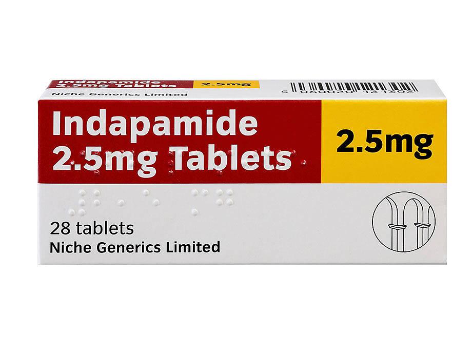 Indapamide